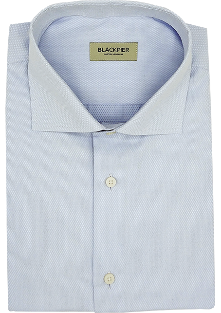 Light blue shirt - Vue de face