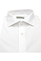 Diagonal Stripe White Shirt - Isometric view