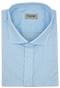 Light Blue Turquoise Shirt - Front view