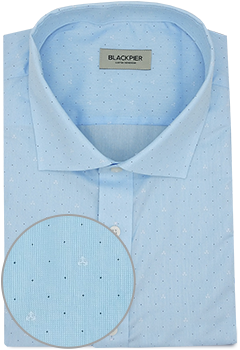 Light Blue Turquoise Shirt