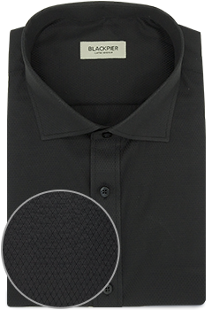 Camicia Nero diamante