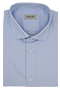 Light blue premium shirt - Front view