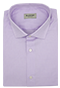 Light Purple shirt - Front view
