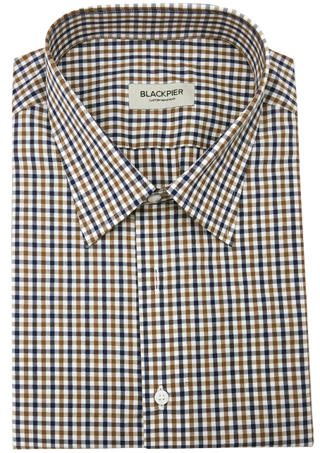 Squared Shirt - Front view