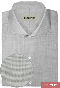 Plain grey premium shirt