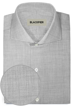 Plain light grey shirt