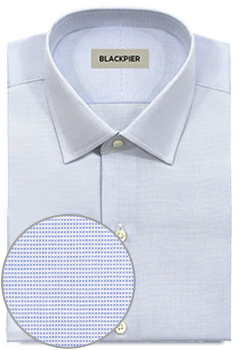 Plain light blue shirt