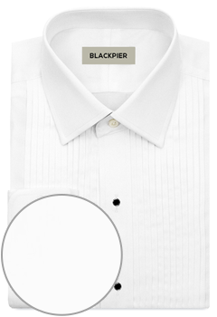 White ceremony shirt