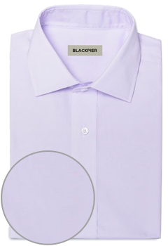 Light lavender shirt