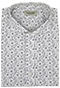 White Cashmere Shirt - Vue de face