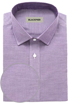 Plain Light Purple Shirt