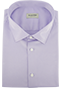 Light Purple Elastic Shirt - Front view