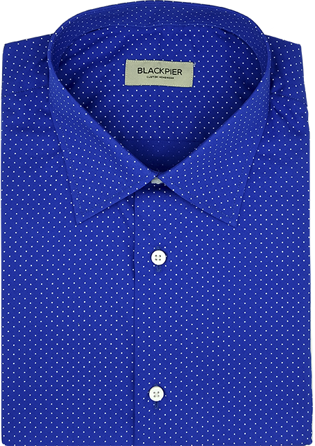 Camisa Costa Azul - Vista frontal
