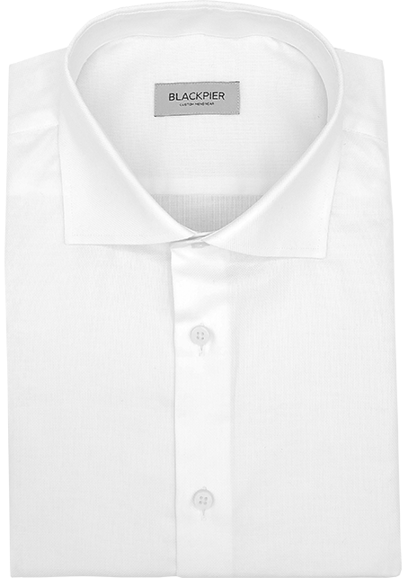 White Shirt - Front view