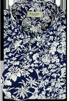 Camisas a Medida para Hombres en Tienda Online Blackpier 7e27dd2cf7fb7