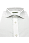 Raster Shirt White - Isometric view