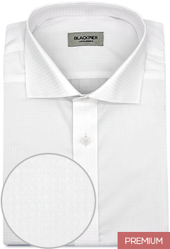 Raster Shirt White