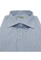 Blue Check Shirt - Isometric view