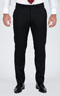 Basic Black Pants - Front pants