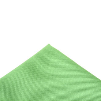 Green pocket handkerchief