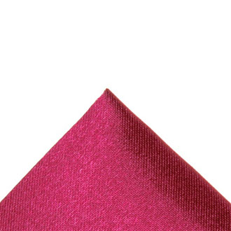 Silk magenta pocket handkerchief