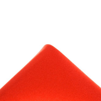 Silk red pocket handkerchief