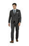 Basic Grey Custom Suit - Entire suit