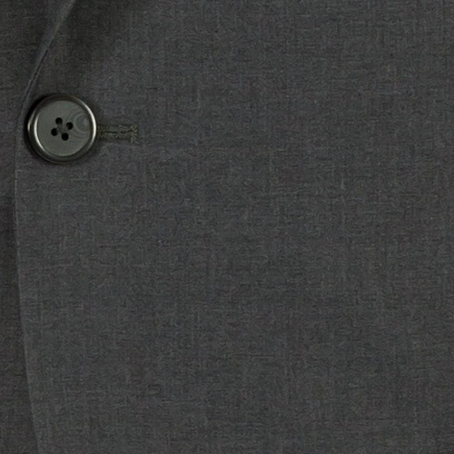 Basic Grey Custom Suit - Fabric