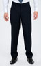 Basic Navy Custom Suit - Front pants