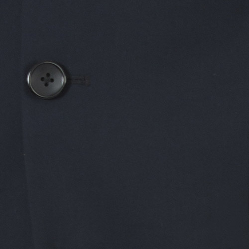 Basic Navy Custom Suit - Fabric