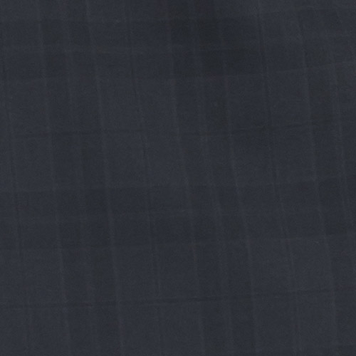 Navy Prince Of Wales Custom Suit - Fabric