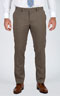 Basic Brown Custom Suit - Front pants