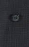 Bird's Eye Grey Custom Suit - Fabric