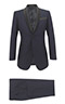 Tuxedo Suit Dark blue - Entire suit