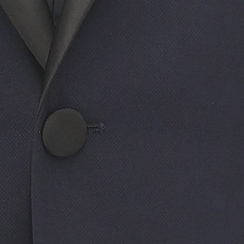 Tuxedo Suit Dark blue - Inside jacket lining