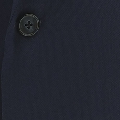 Blue Navy Suit - Inside jacket lining
