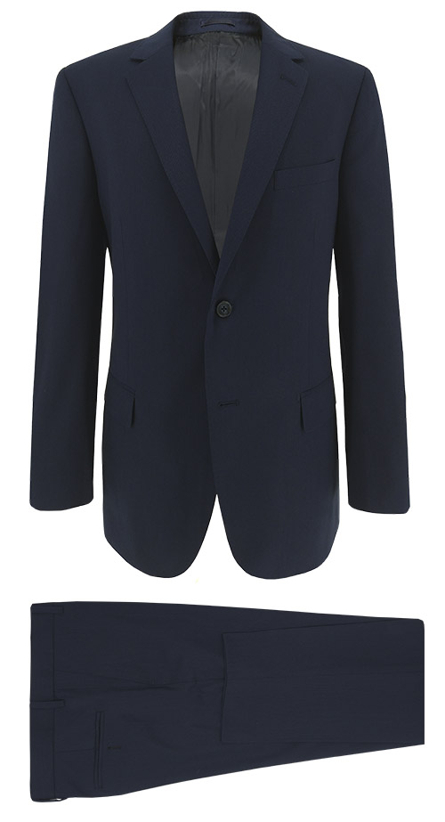 Blue Navy Suit - Entire suit