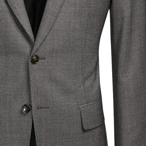 Gray Partridge Eye Suit - Inside jacket lining