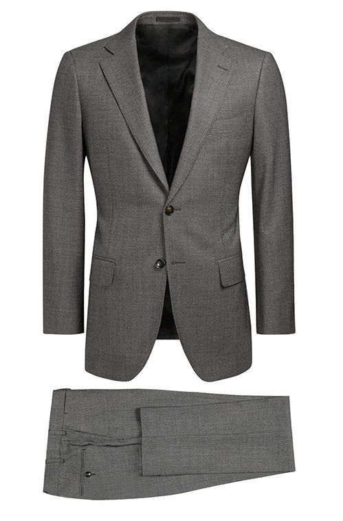 Gray Partridge Eye Suit - Entire suit