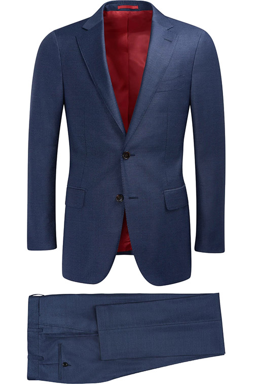 Blue suit East Bay - Entire suit