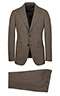 Light Brown Tweed Suit - Entire suit