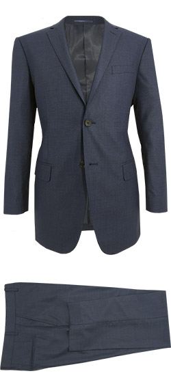 Costume sur mesure - Tuxedo Suit Dark blue