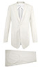 White Linen Suit - Entire suit