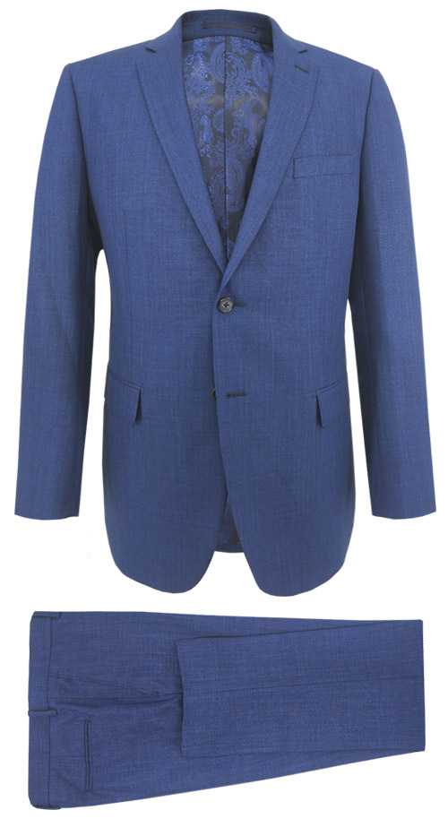Light Blue Suit - Costume complet